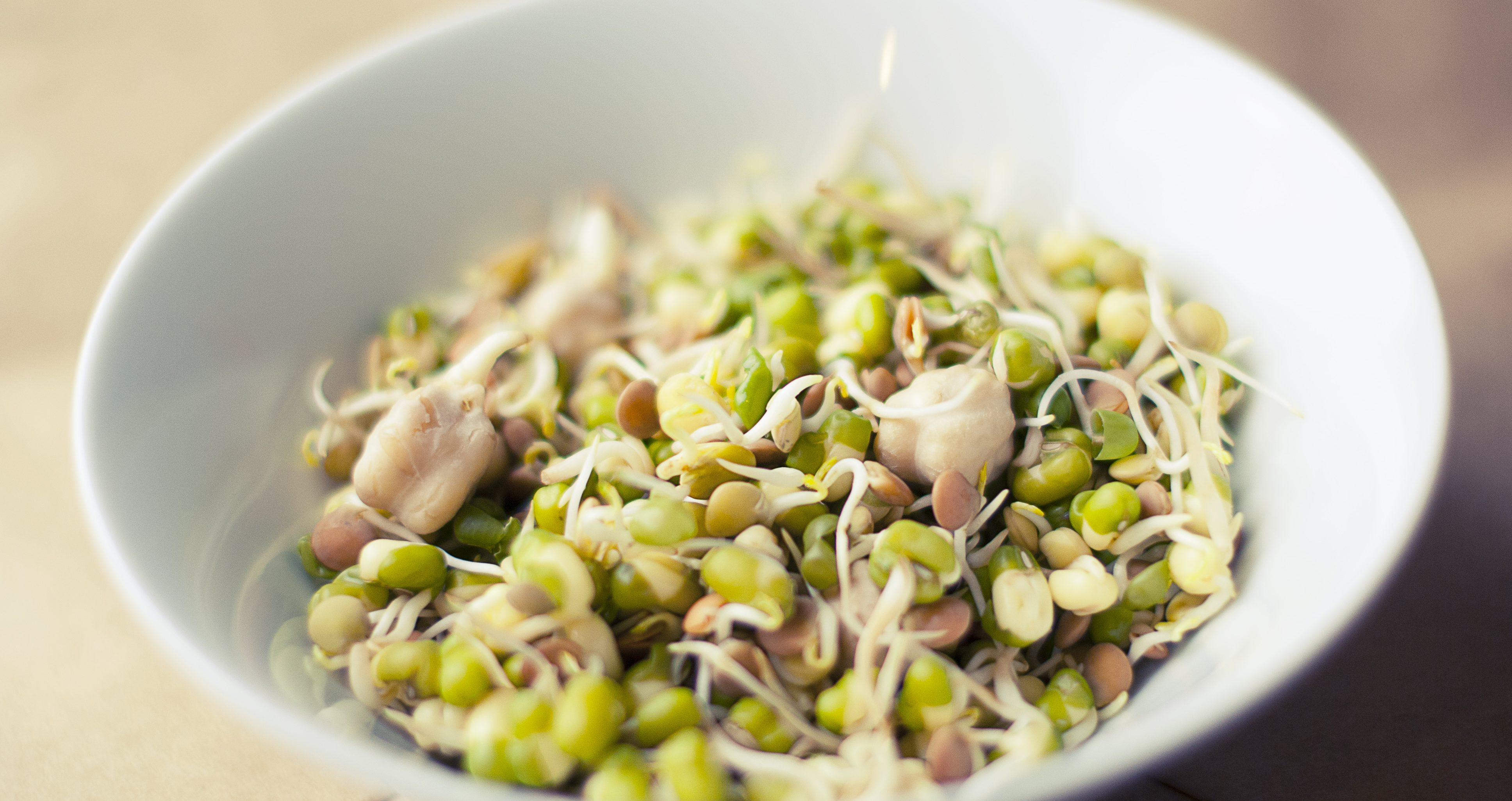 Brussels Sprouts Stir fry